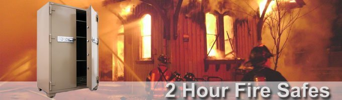 2 Hours Fire Safes