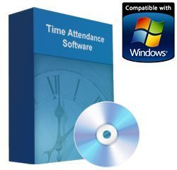 Time Attendance Software by CrownSecurityProducts
