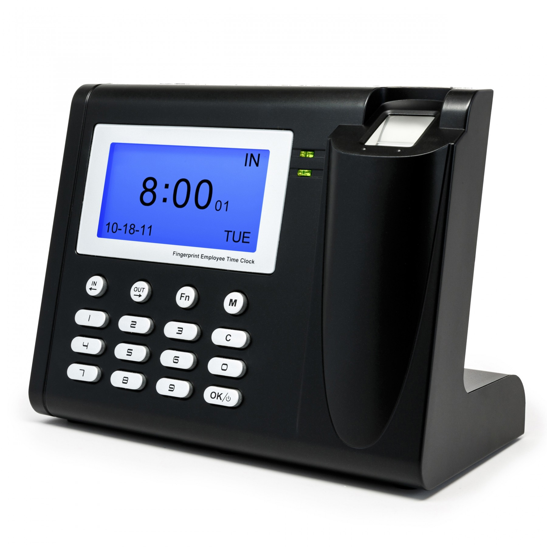 Tas Cr100 Desktop Fingerprint Time Clock