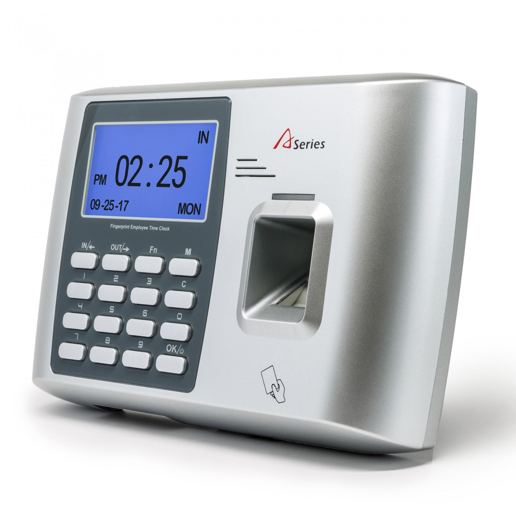 Tas Cr500 Premier Biometric Time Clock