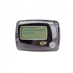 Alphanumeric Pager by LRS