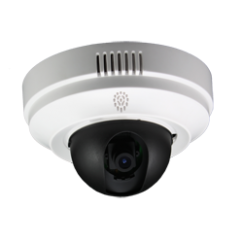 GXV3611-LL Low Light Fixed Dome IP Camera