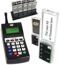 Advanced Transmitter kit with Adverteaser Pagers