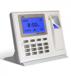 D200 Desktop Fingerprint Time Clock