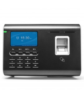 TAS-CRC3 Color Fingerprint Time Clock