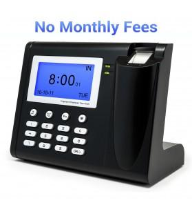 CR100 Desktop Fingerprint Time Clock