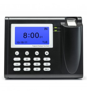 CR100 Desktop Fingerprint Time Clock
