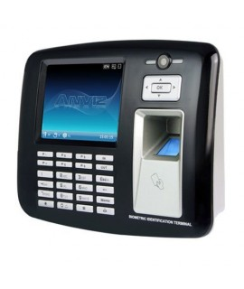 CR1000 Professional Fingerprint Time Clock