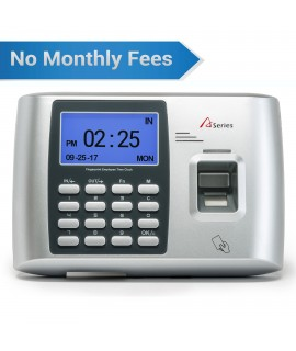 CR500 Premier Fingerprint Time Clock w/ Touch Free RFID