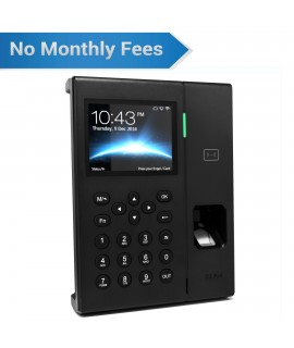 CR-C2 Pro WiFi Fingerprint Time Clock