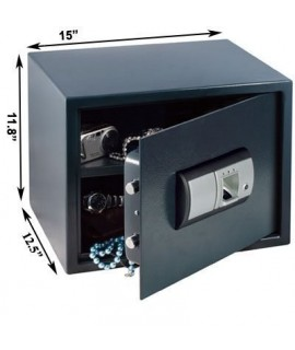 Berman FS-02  Biometric Fingerprint Office / Home Safe