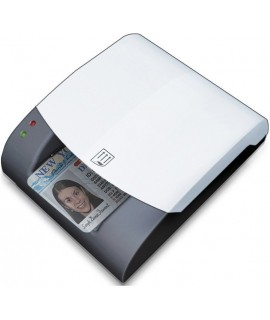 ID-E-600 ID Scanner (Dual Side Image Capture)