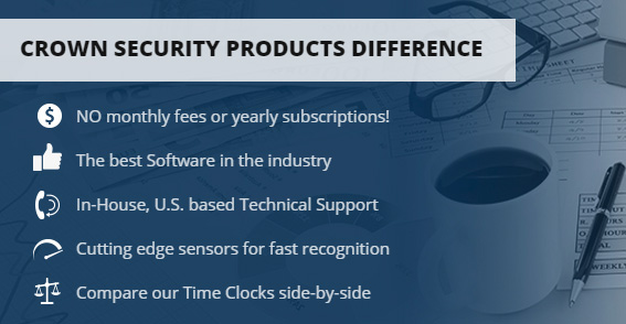The CrownSecurityProducts difference